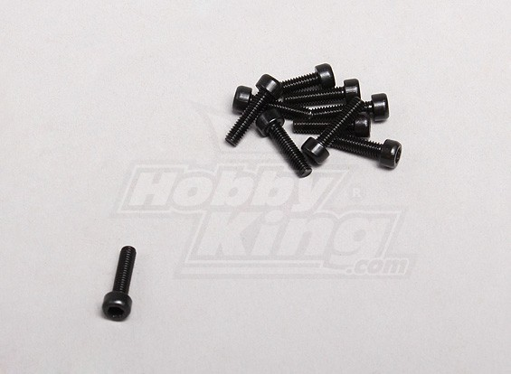 2.5x10mm Sockethead Винт (10шт / уп)