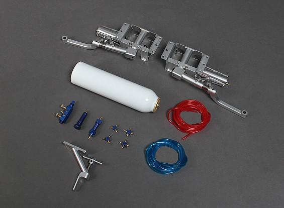 Пневматический втянутых Набор для Северной Америки AT-6 Texan 2135mm