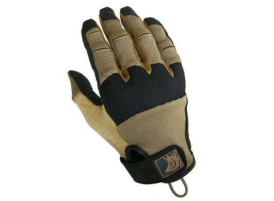 Свинья Полный Ловкость Tactical FDT Альфа перчатки (Coyote Brown, L)