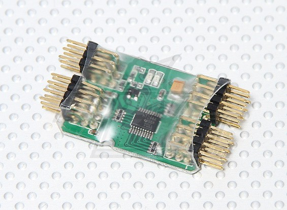 Беспроводной Buddy Box System 4CH (Dual RX контроллер)
