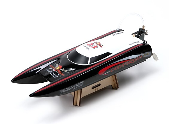 Центурион Mini Бесщеточный Катамаран Boat (450мм) ArtR