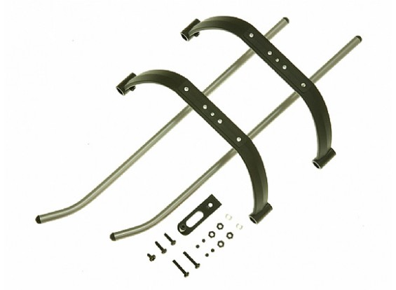GAUI 425 & 550 Brace & Skid Set