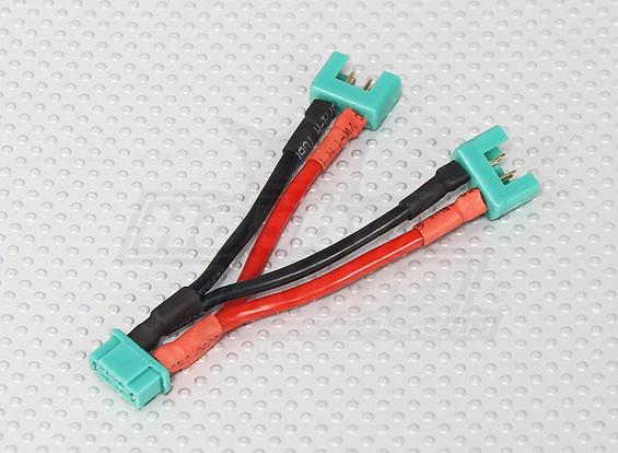 MPX батареи Проводка для 2-х пакетов в параллельный
