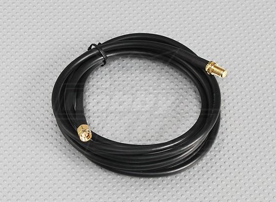 RG58 соединительный кабель SMA для Женский SMA Мужской (2 метра)