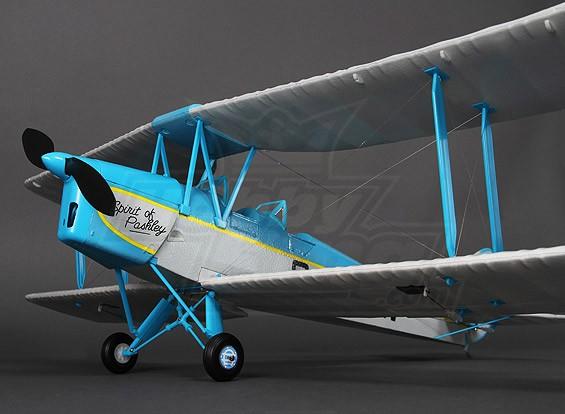 TigerMoth DH82A Дух Пашли 912mm (P & P)