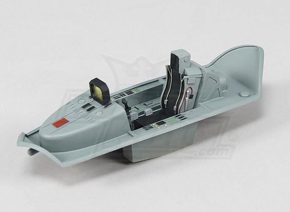 UltraDetail Scale Из кабины экипажа - F-22