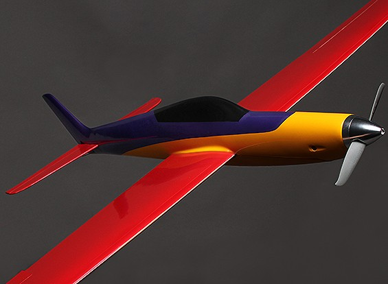 HobbyKing® ™ Arrow пилон Racer / планер 1228mm (ПНФ)