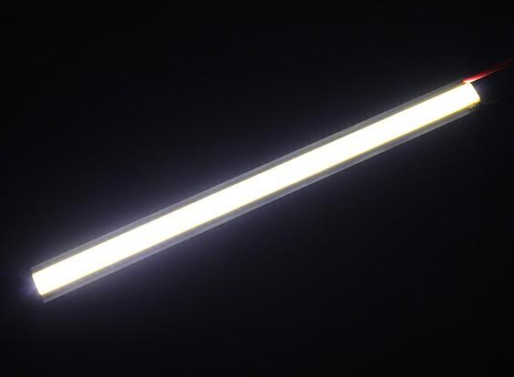 5W белый светодиод сплава Газа 150 мм х 12 мм (3s-совместимый)