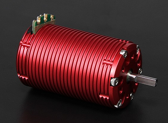 Turnigy Trackstar 1 / 8th Sensored безщеточный 2400KV