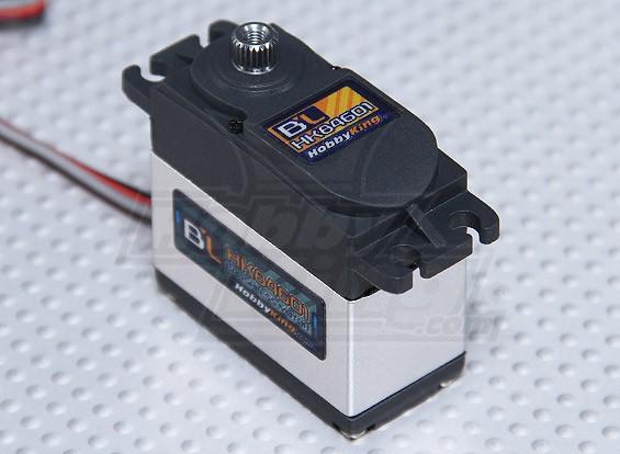 HobbyKing ™ BL-84601 Цифровой Brushless Servo HV / MG 16.10kg / 0.16sec / 56g