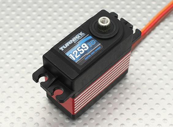 Turnigy 1259TG Цифровой Титановый механизм Servo 57g / 16кг / .14sec
