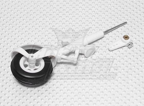 Durafly ™ 310 гражданской авиации 1100мм Замена Набор носового колеса