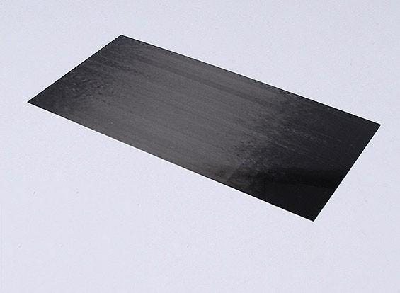 Углеродного волокна листа 0.3mm * 300мм * 150мм