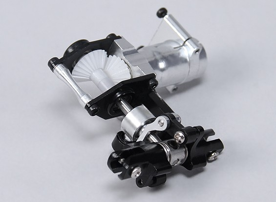 Металл хвостовое оперение Complete HK-450TT PRO FBL / Trex 450PRO (крутящий момент версия трубки)