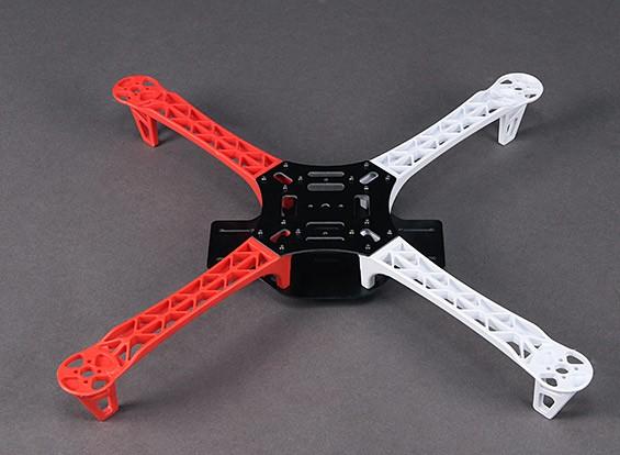 Рама 450мм Q450 стекловолокна Quadcopter