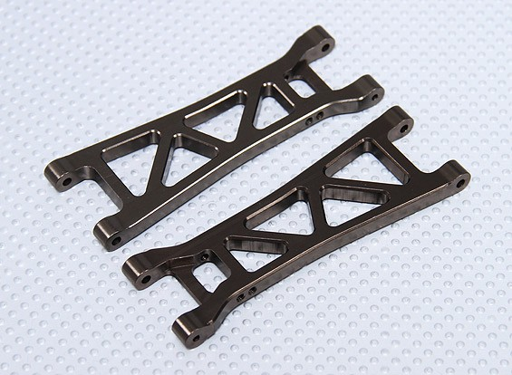 Подвеска, рычаг Комплект L / R сзади (2 шт / мешок) - 1/10 Brushless 2WD Desert Racing Buggy - A2032 и A2033