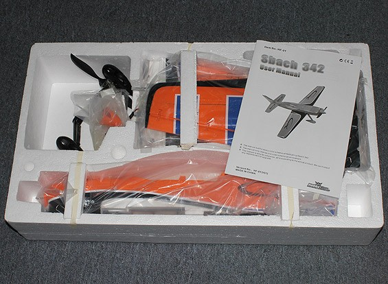 СКРЕСТ / СТОМАТОЛОГИЯ H-король High Performance Racer Series - Sbach 342 800мм (ПНФ)