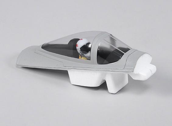 Durafly ™ 1100мм A1 Skyraider - Замена Canopy (ж / пилот)