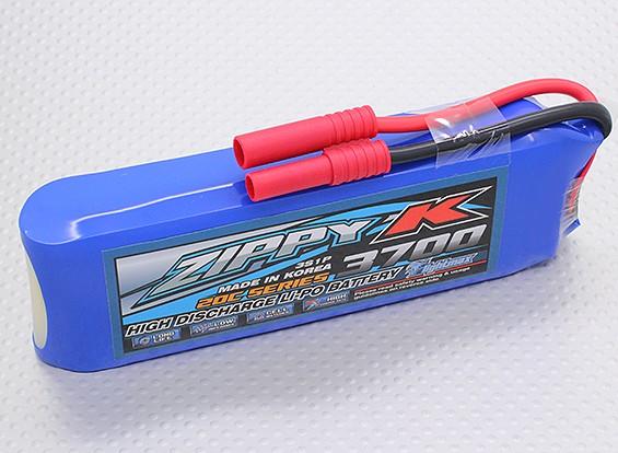Батарея Zippy-K Flightmax 3700mah 3S1P 20C LiPoly
