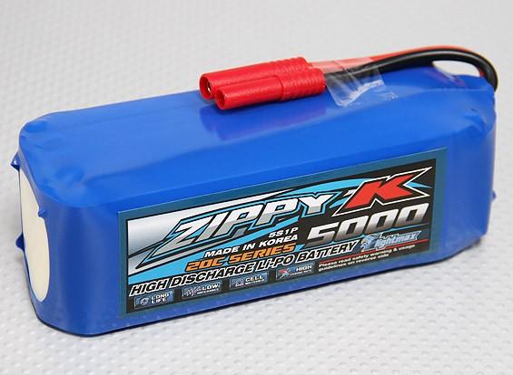 Батарея Zippy-K Flightmax 5000mAh 5S1P 20C LiPoly