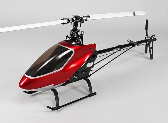 HK-500TT Flybarless 3D затяжке труб электрический вертолет комплект (ж / лезвия)