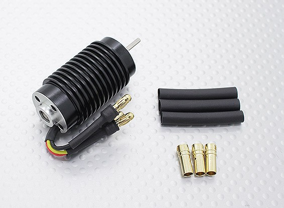 B20-40-20L-FIN Бесщеточный Inrunner Motor 2850kv