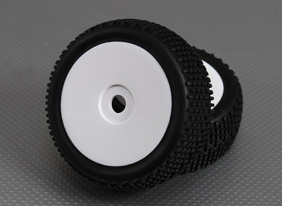 17мм / шины 1/8 Buggy колеса Hex (2 шт / мешок)