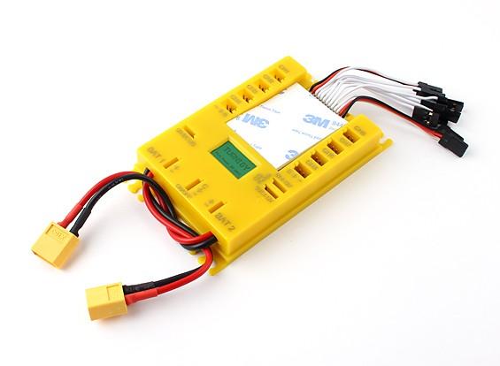 Turnigy Дистрибьютор Минимальная мощность UBEC (желтый)