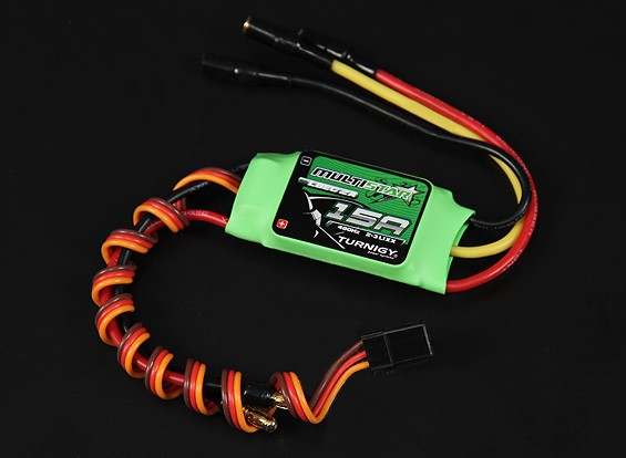 Turnigy Multistar 15 Amp Multi-ротор Brushless ESC 2-3S