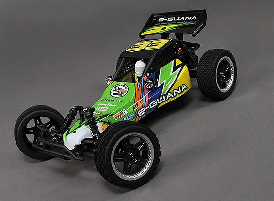 Quanum E-Гуана 1/10 Brushless 2WD Desert Racing Buggy (ARR)