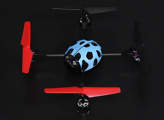 Mini Beetle Quadcopter в формате RTF (режим 2)