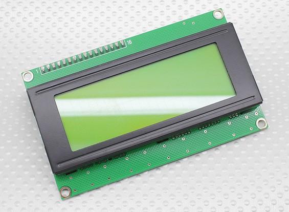 IIC / I2C / TWI Серийный LCD модуль 2004 20x4 для Kingduino UNO MEGA R3