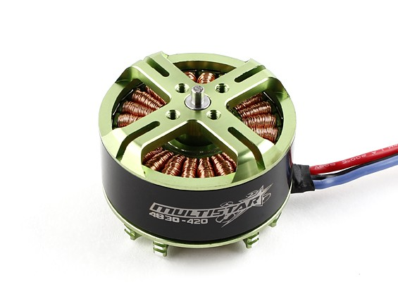 Turnigy Multistar 4830-420Kv 22Pole Multi-Rotor Outrunner