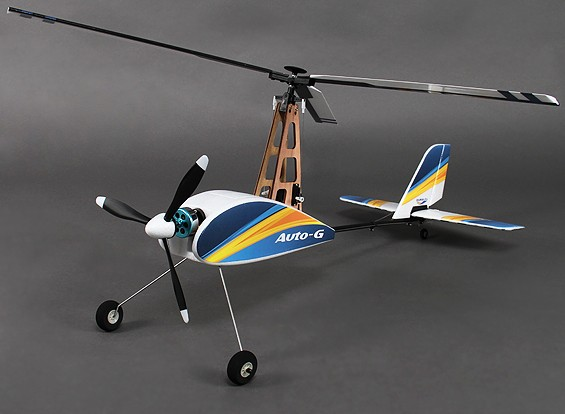 Durafly ™ Auto-G Gyrocopter 821mm (PNF)