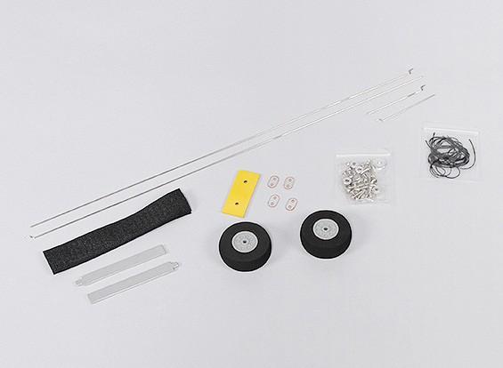 Durafly ™ Ryan STA (M) 965mm комплектующие - Упаковка