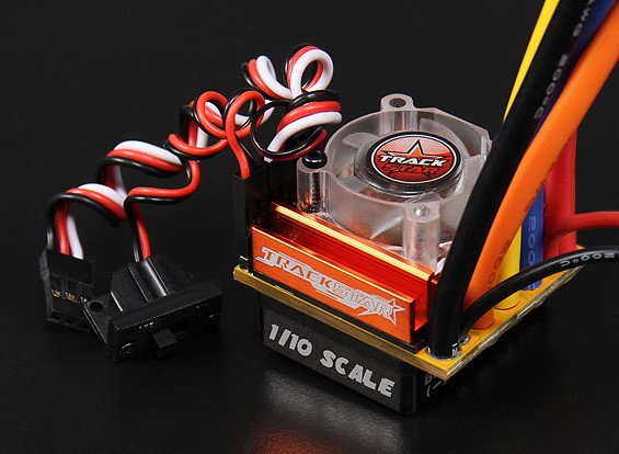 Turnigy Trackstar 100A 1 / 10th Шкала Sensored Brushless ESC автомобилей