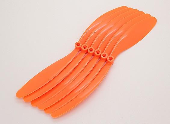 GWS EP Пропеллер (RD-9070 228x178mm) оранжевый (6 шт / комплект)