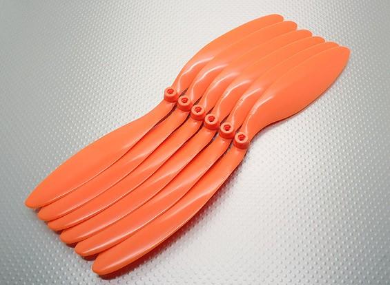 GWS EP Пропеллер (RD-1147 279x119mm) оранжевый (6 шт / комплект)