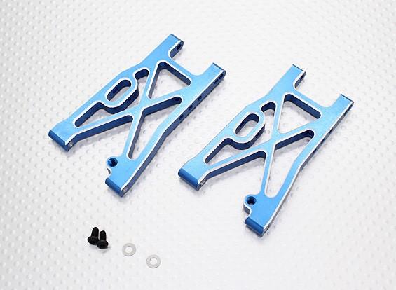 Alunminum Нижняя передняя часть Susp. Arm - 1/10 Quanum Вандал 4WD Гонки Багги (1set)