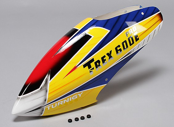 Turnigy High-End Стекловолокно Canopy для Trex 600E PRO