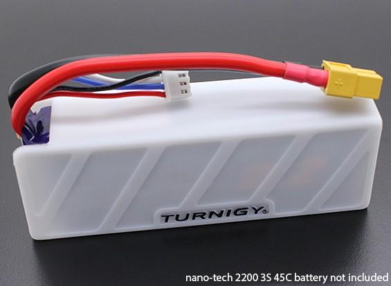 Turnigy Мягкие силиконовые Липо батареи Protector (1600-2200mah 3S-4S Белый)