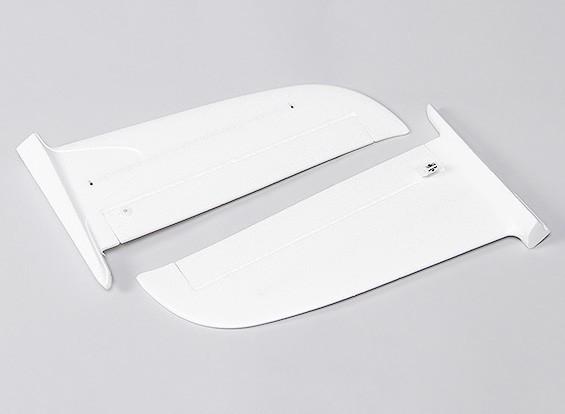 Durafly ™ Zephyr 1533mm - Замена V-Tail