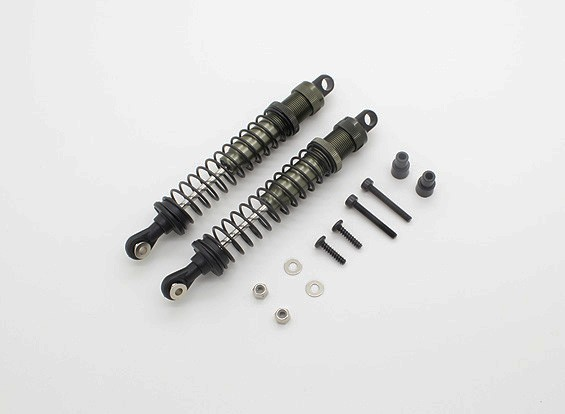 Металл Задний амортизатор полная - A2032 (2шт)