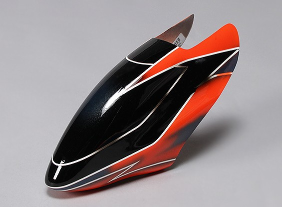 Turnigy High-End Стекловолокно Canopy для Trex 450 Спорт