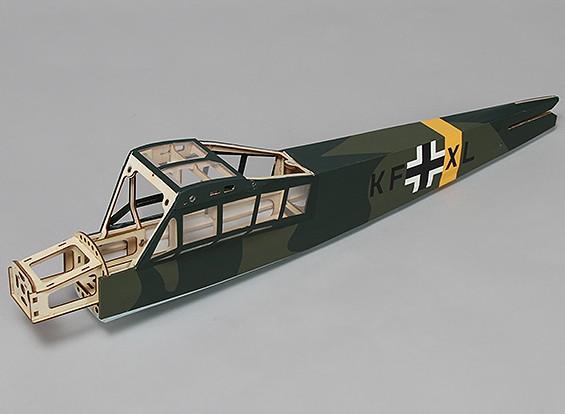 Fieseler Fi Durafly ™ 156 Storch 1154mm - Замена Фюзеляж