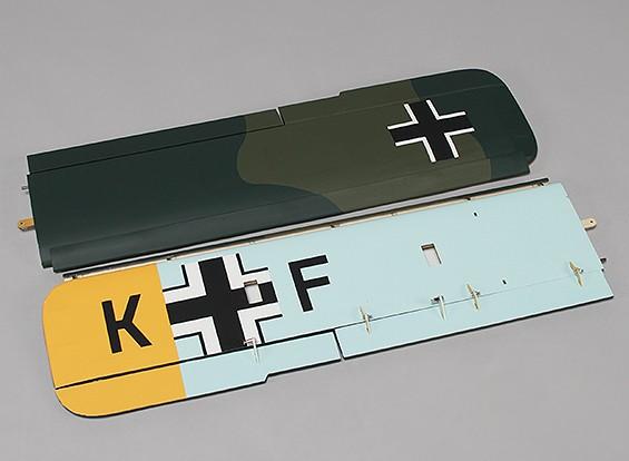 Durafly Fieseler Fi ™ 156 Storch 1154mm - Замена основного крыла Set