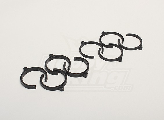 Nutech Shock Spacer Set - Turnigy Twister 1/5