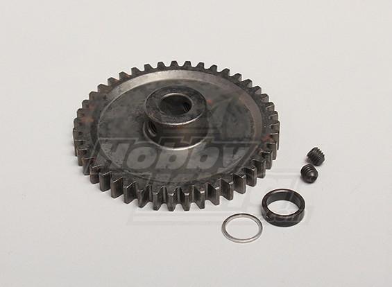 Металл шпоры передач 43t - Turnigy Titan 1/5