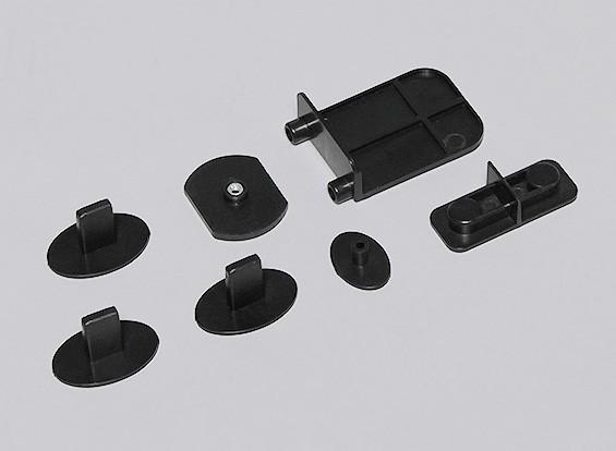Dolphin Jet EPO 1010mm - замена пластиковых деталей (полный комплект)
