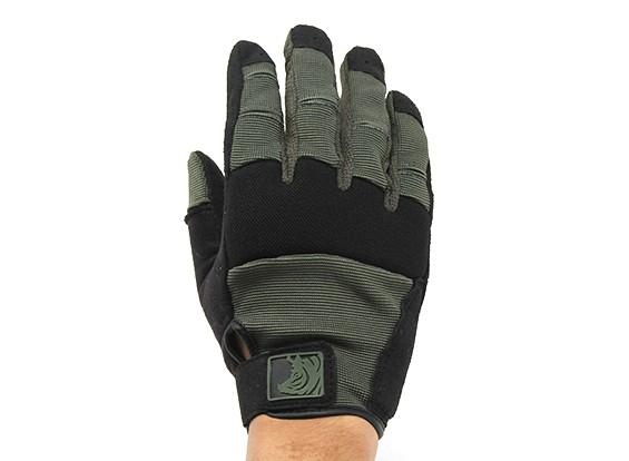 Свинья Полный Ловкость Tactical FDT Альфа перчатки (Ranger зеленый, S)